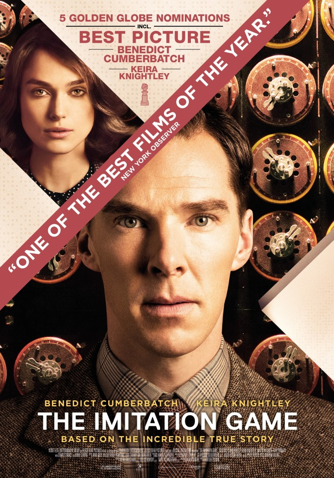 Watching The Imitation Game